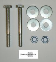World Cup Cross Member to Engine Mount Bolts - MK1 ESCORT